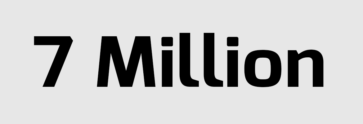 million is how much